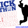 Moo Duk Kwan® Kick-a-thoners And Prize Winners 2013